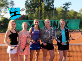 Juniorinnen U18 TC Drensteinfurt